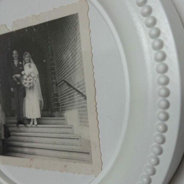 foto opa en oma 1936 - Irene Campfens