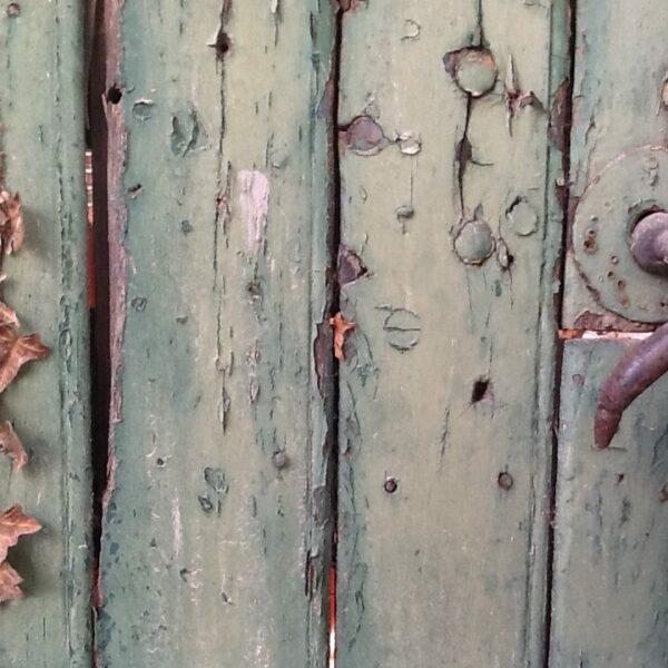 Els Knapen - oude deur